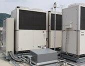 ガス冷暖房はクリーンで省エネです環境に応じた冷暖房システムを藤本産業はご提案します