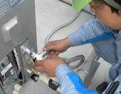 ガス内管工事やガス漏れの緊急対応ガスの事なら藤本産業へ
